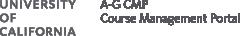 UC/CSU Course Approval Management Portal